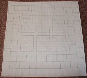 Graph Your Quilt To Scale 187 Custommemorialquilts Com